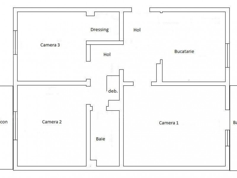 Apartament Cu 3 Camere Marasti ID V602217 6