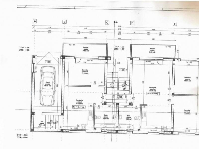 Apartament Cu 2 Camere Floresti ID V782355 6