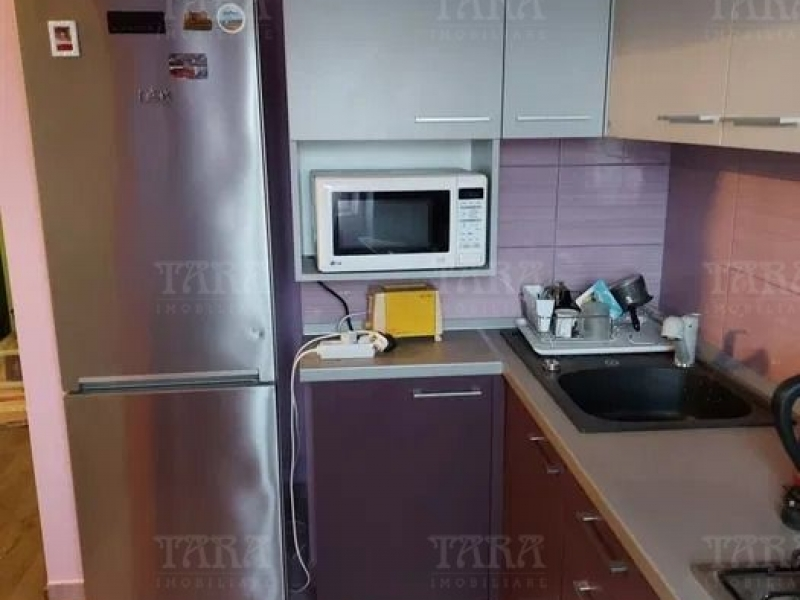 Apartament cu 1 camera, Apahida