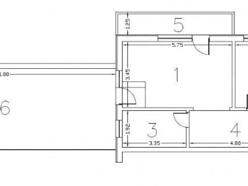 Apartament Cu 2 Camere Floresti ID I1042723 6