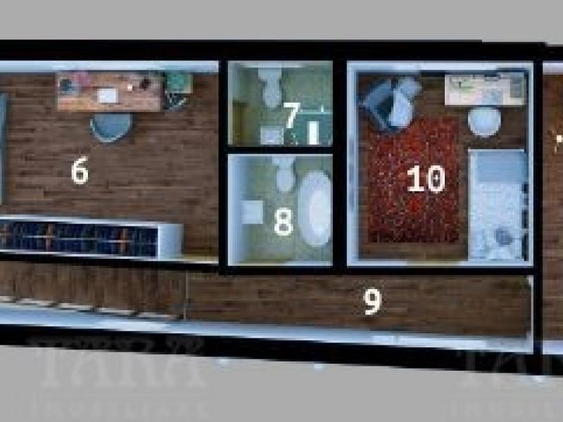 Apartament Cu 4 Camere Dambul Rotund ID V626781 2