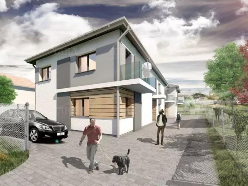 Casa cu 4 camere, Apahida