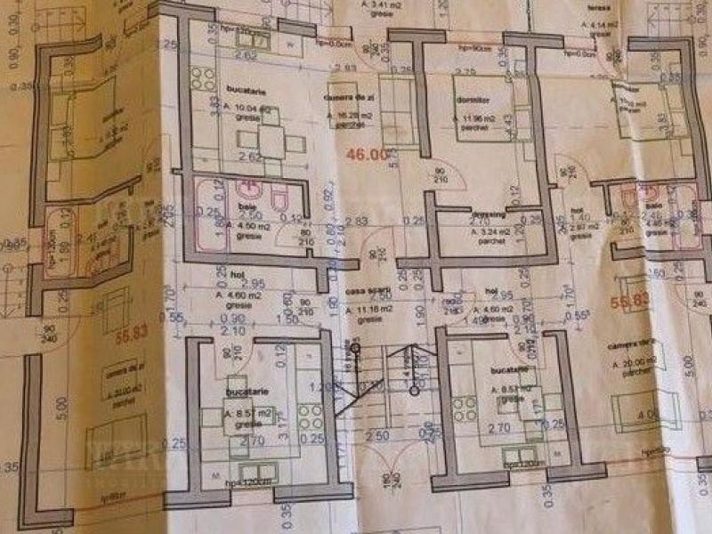 Apartament Cu 3 Camere Floresti ID V643052 1
