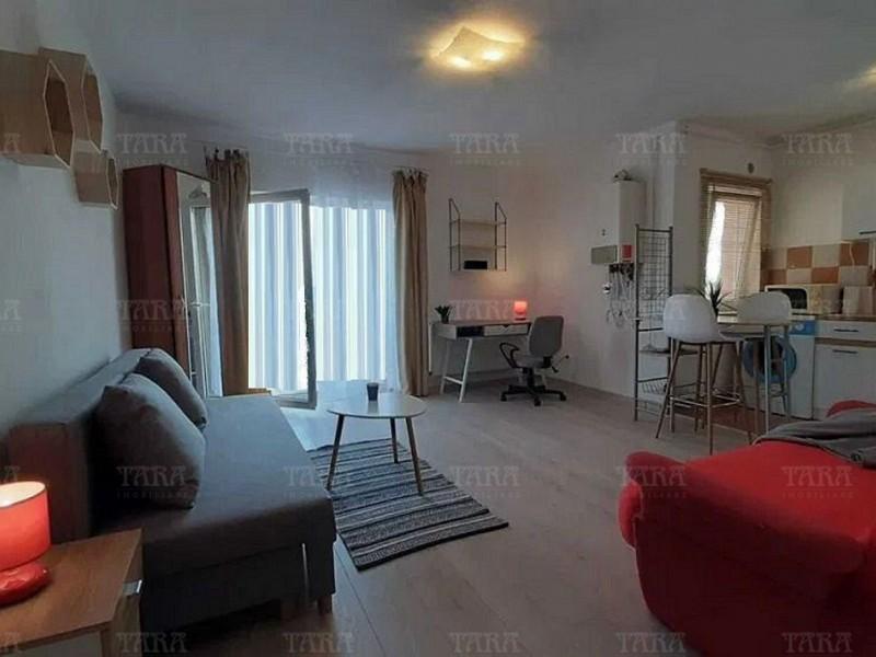 Apartament cu 1 camera, Zorilor