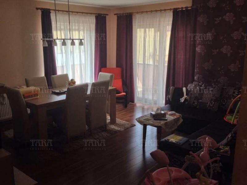 Apartament Cu 3 Camere Floresti ID V157172 2