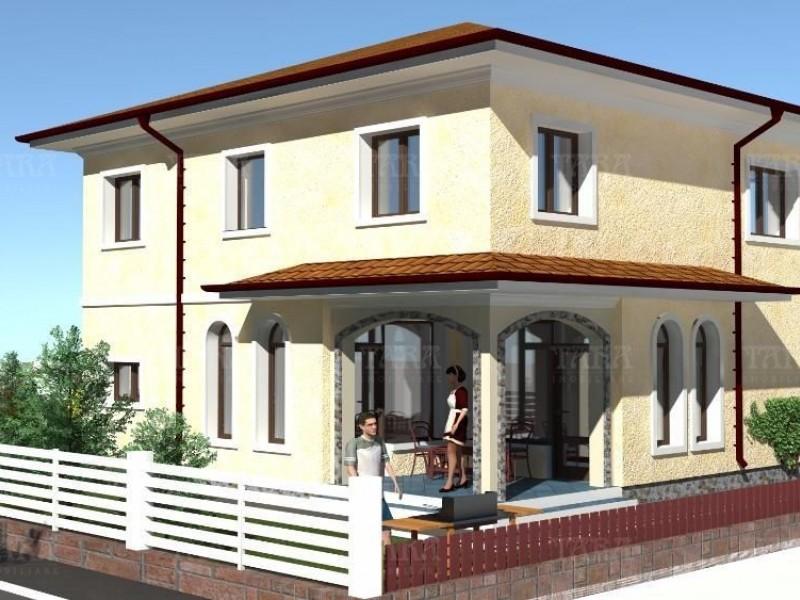 Casa cu 6 camere, Borhanci