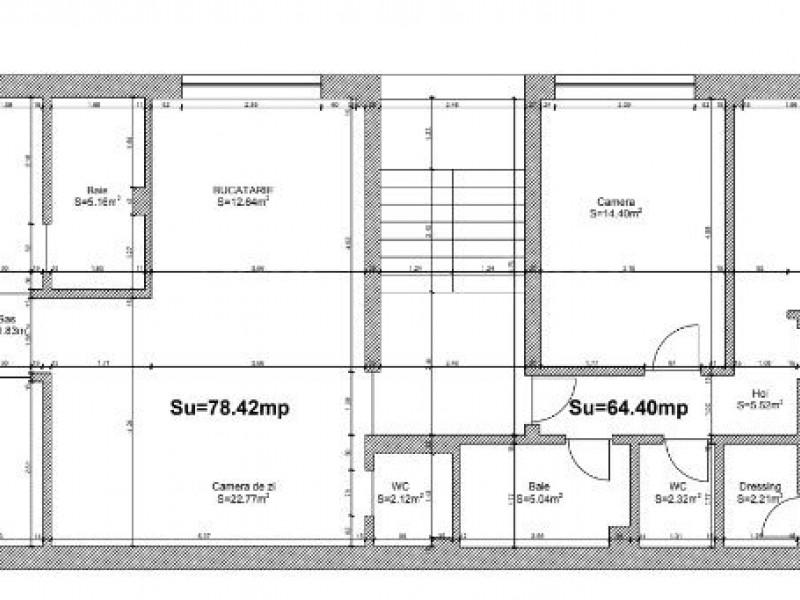 Apartament 6 camere, Buna Ziua