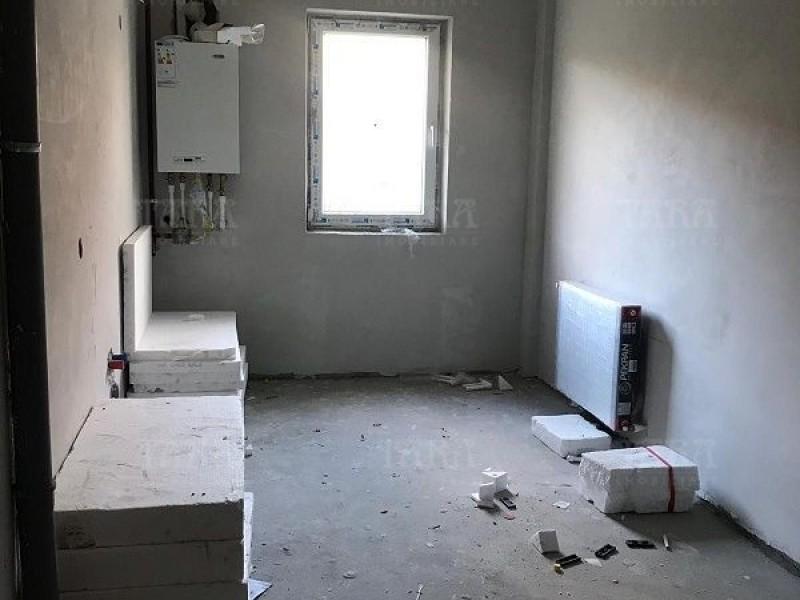 Apartament cu 1 camera, Baciu