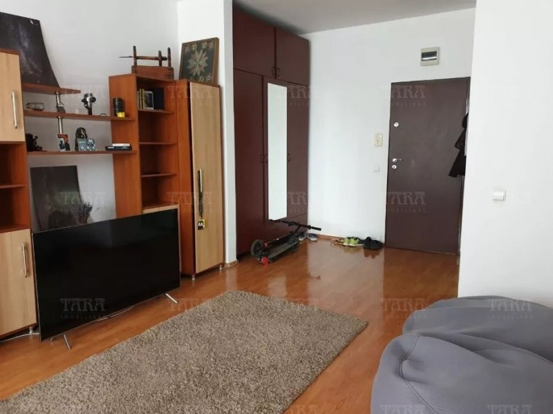 Apartament cu 1 camera, Semicentral