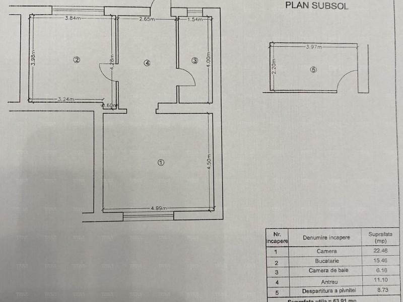 Apartament Cu 2 Camere Semicentral ID V791169 1