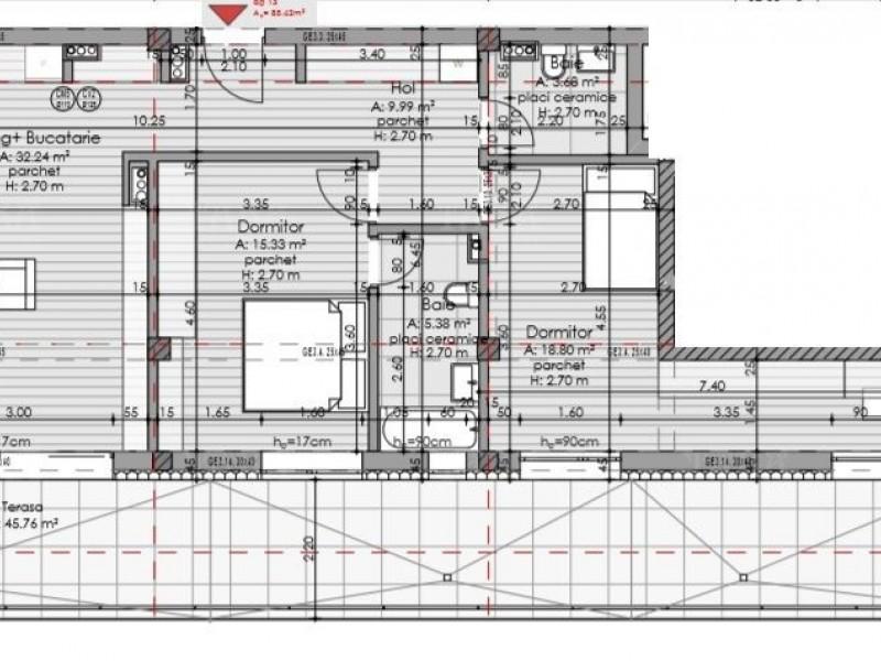Apartament Cu 3 Camere Borhanci ID V541996 1