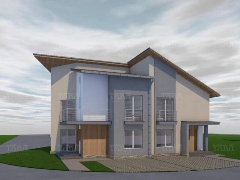 Casa cu 4 camere, Manastur