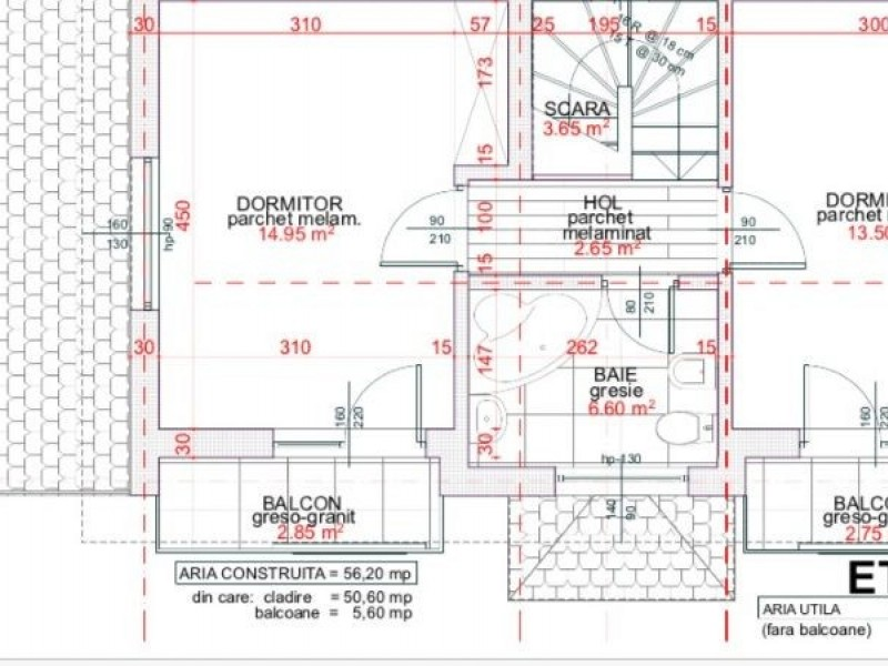 Casa Cu 3 Camere Baciu ID V557440 2