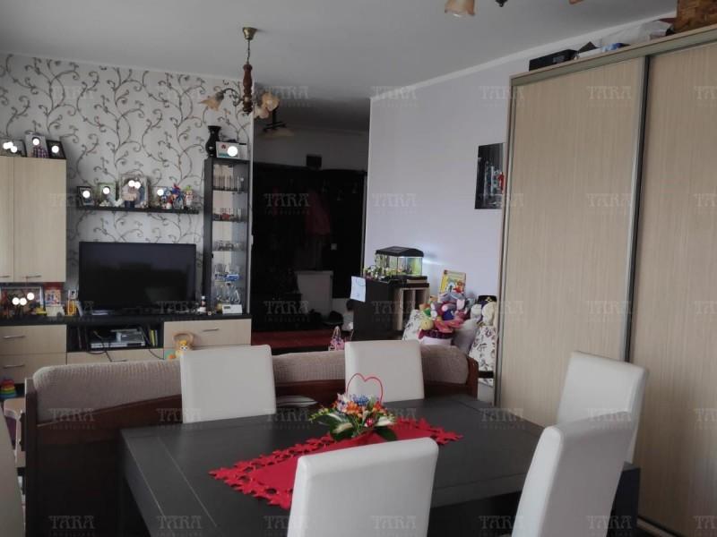 Apartament cu 2 camere, Apahida