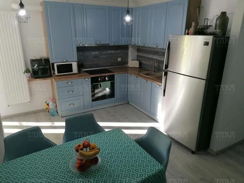 Apartament cu 3 camere, Borhanci
