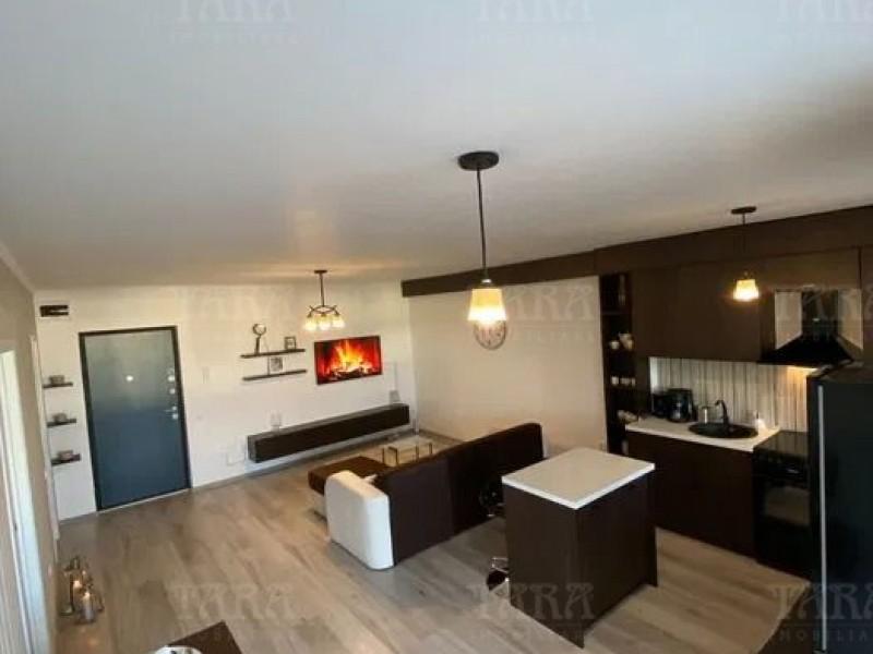 Apartament cu 2 camere, Sannicoara