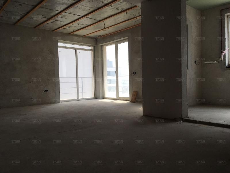 Apartament cu 3 camere, Nord