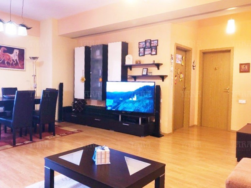 Apartament cu 2 camere, Semicentral