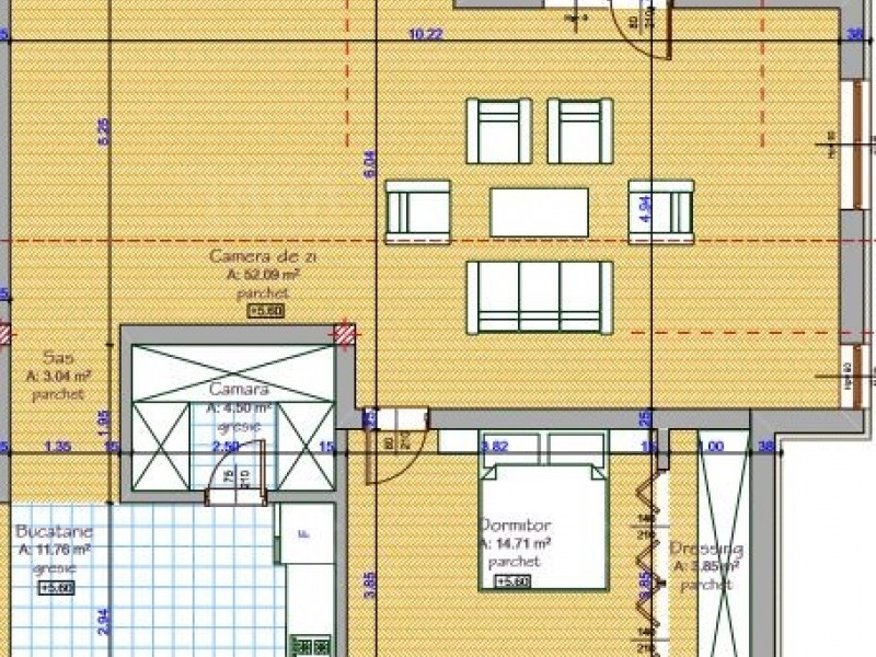 Apartament Cu 3 Camere Manastur ID V629883 3