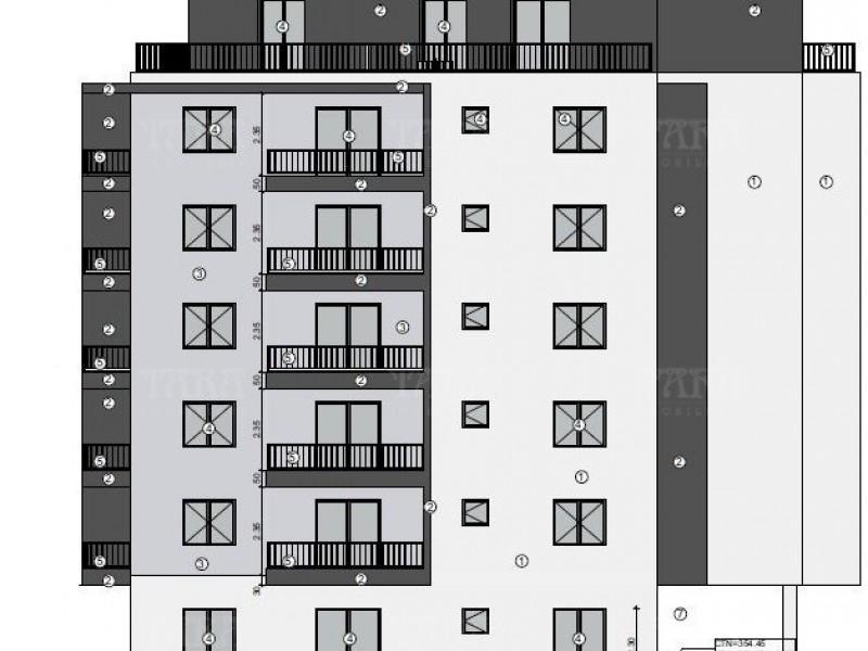 Apartament Cu 3 Camere Dambul Rotund ID V560514 3
