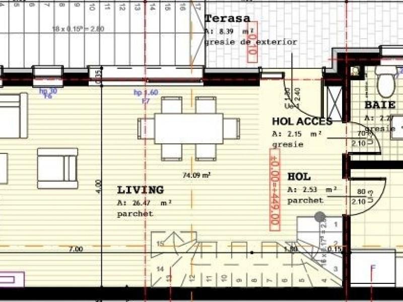 Casa Cu 4 Camere Floresti ID V341947 4