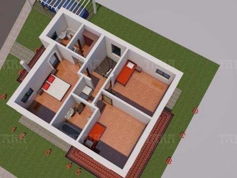 Casa Cu 4 Camere Borhanci ID V494725 3
