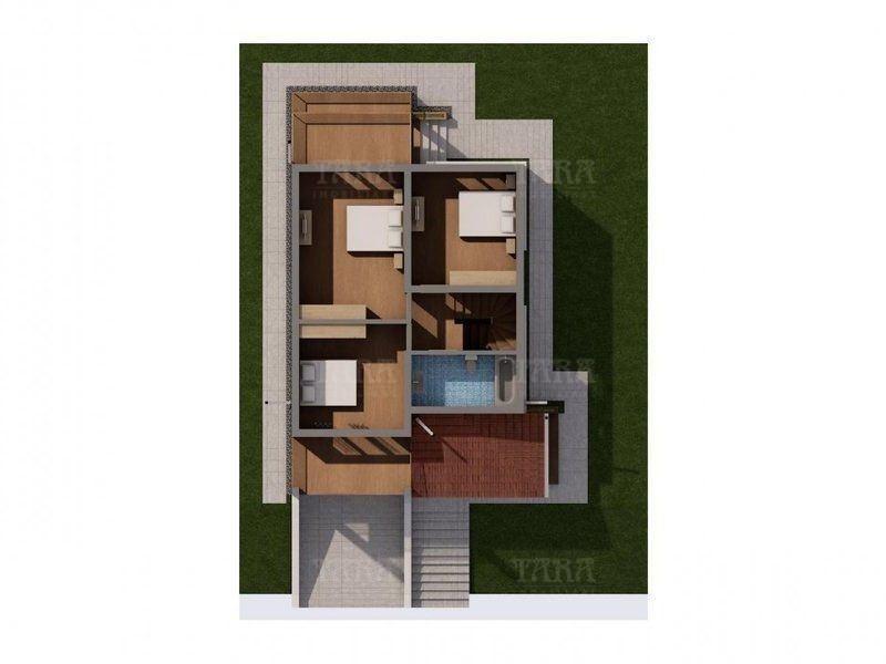 Casa Cu 4 Camere Iris ID V343009 3