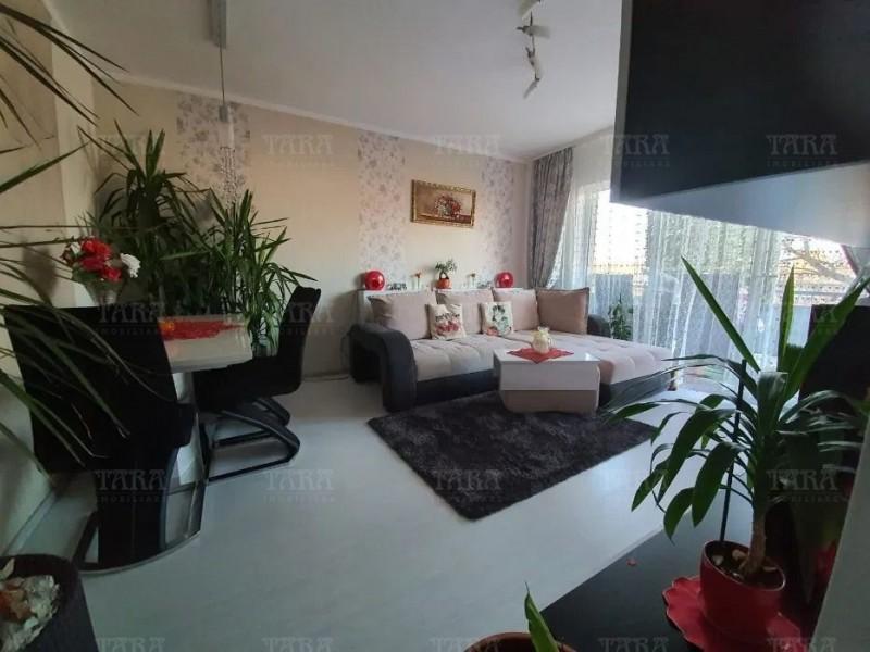 Apartament cu 3 camere, Iris
