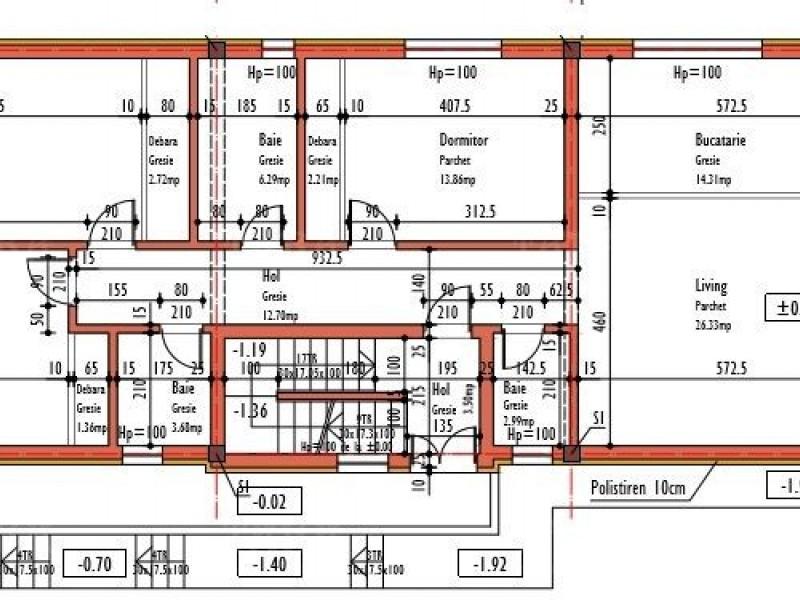 Apartament Cu 4 Camere Andrei Muresanu ID V472995 2