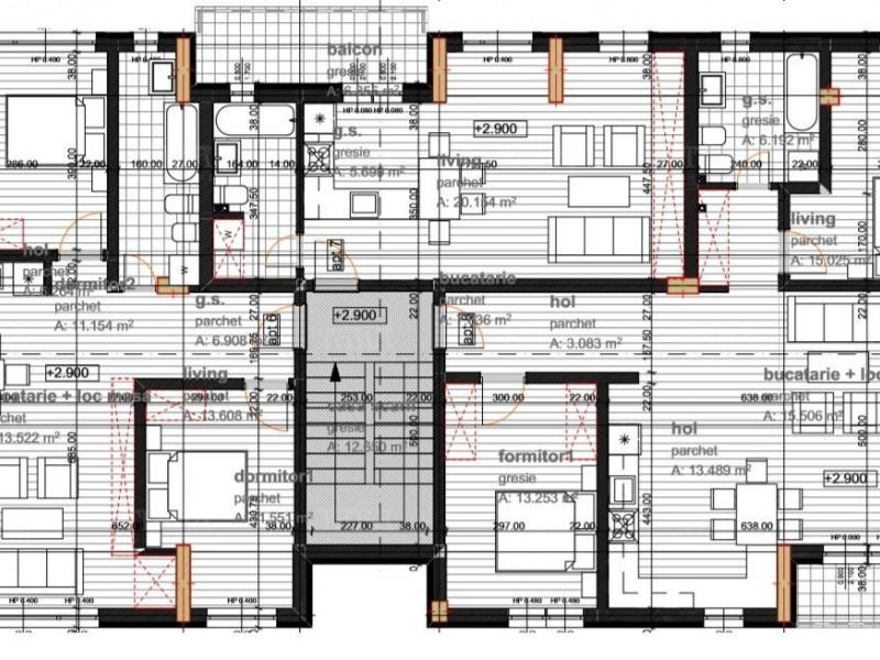 Apartament Cu 3 Camere Grigorescu ID V567094 2