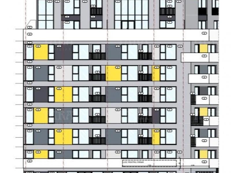 Apartament cu 1 camera, Gheorgheni