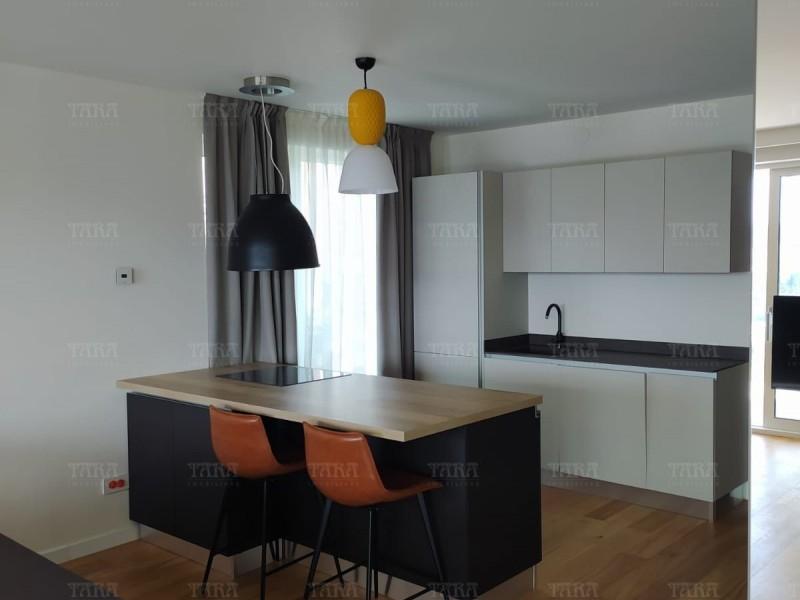 Apartament cu 2 camere, Gruia