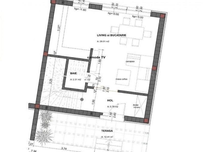 Casa Cu 4 Camere Floresti ID V1248079 1
