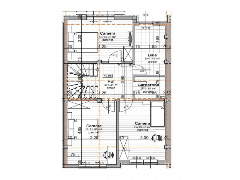 Apartament Cu 4 Camere Baciu ID V566275 2