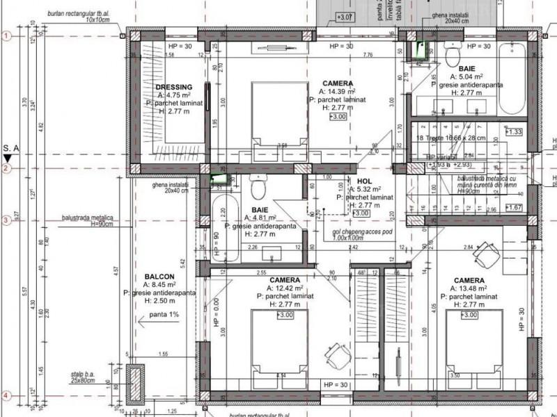 Casa Cu 4 Camere Floresti ID V1023201 2