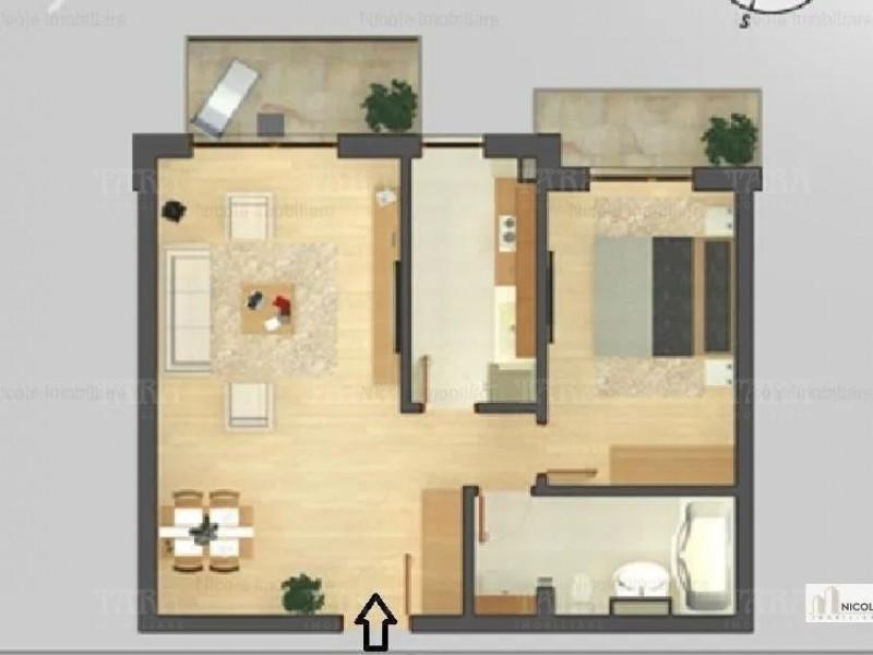 Apartament Cu 2 Camere Manastur ID V1174383 6