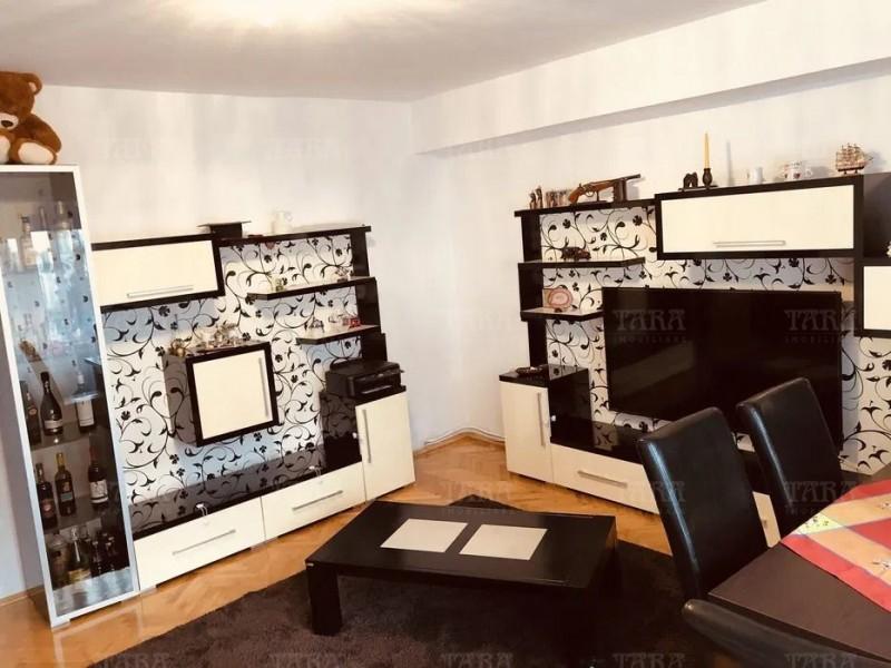 Apartament cu 3 camere, Gheorgheni