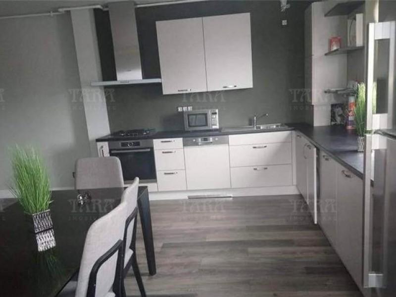 Apartament 3 camere, Dambul Rotund