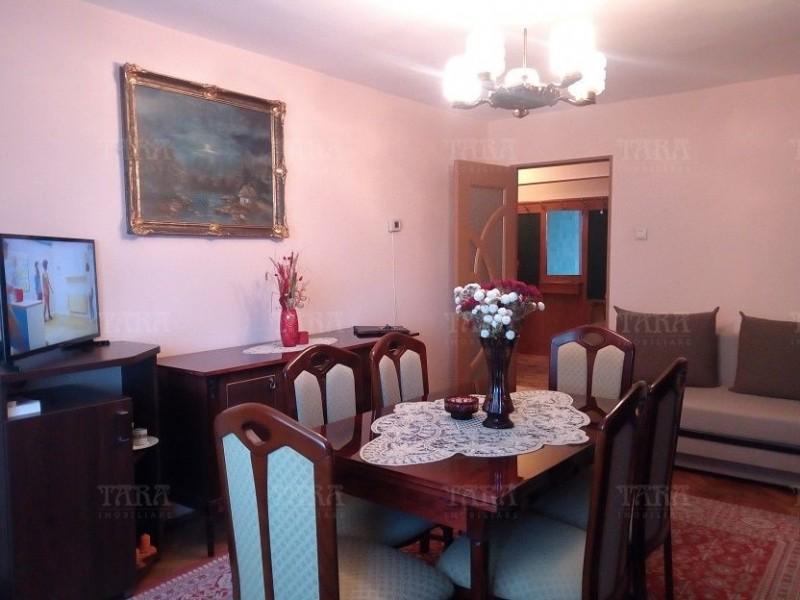 Apartament 4 camere, Manastur