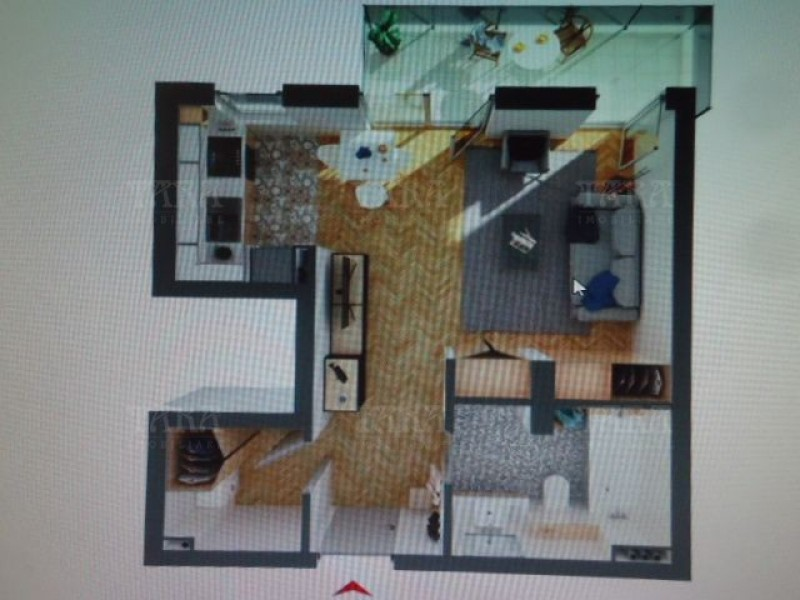 Apartament Cu 1 Camera Iris ID V742208 1