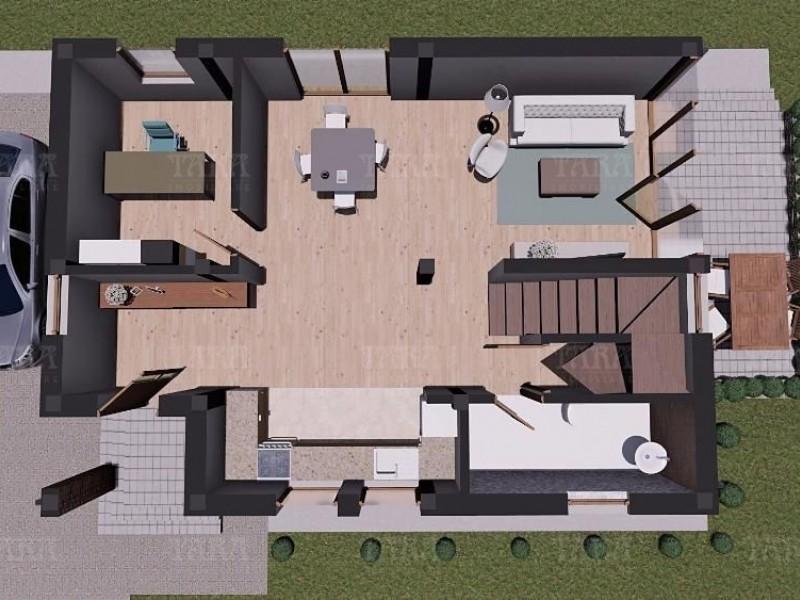 Casa cu 5 camere, Borhanci