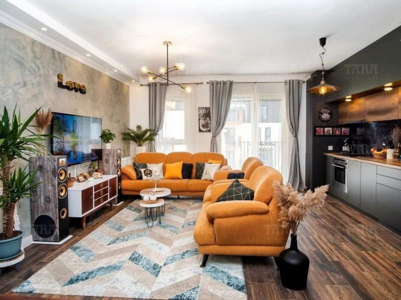 Apartament Cu 3 Camere Floresti ID V1075173 2