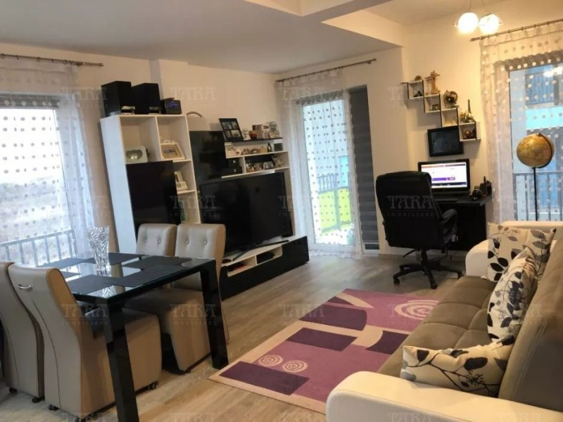 Apartament cu 2 camere, Manastur