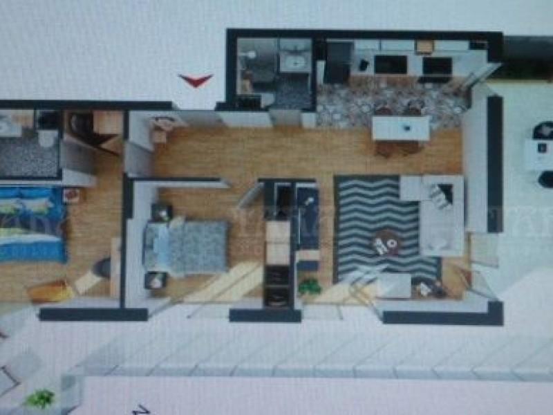 Apartament 3 camere, Iris