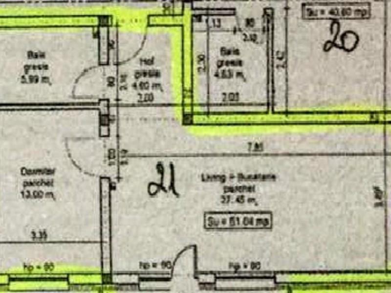 Apartament Cu 2 Camere Floresti ID V917283 1