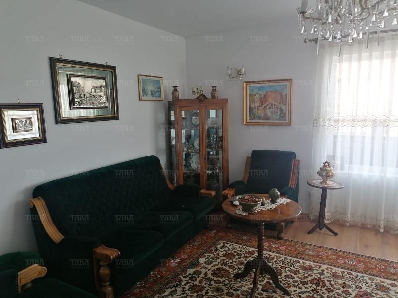 Apartament cu 3 camere, Zorilor