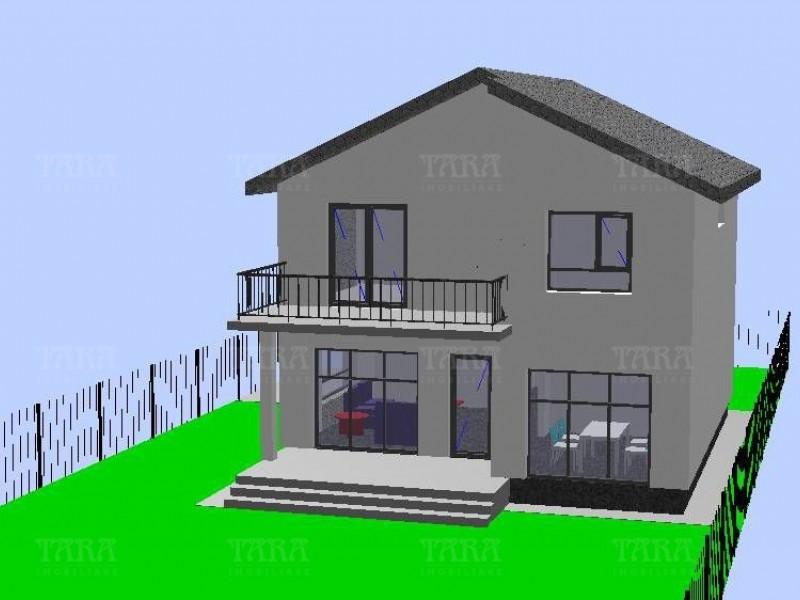 Casa cu 5 camere, Feleacu