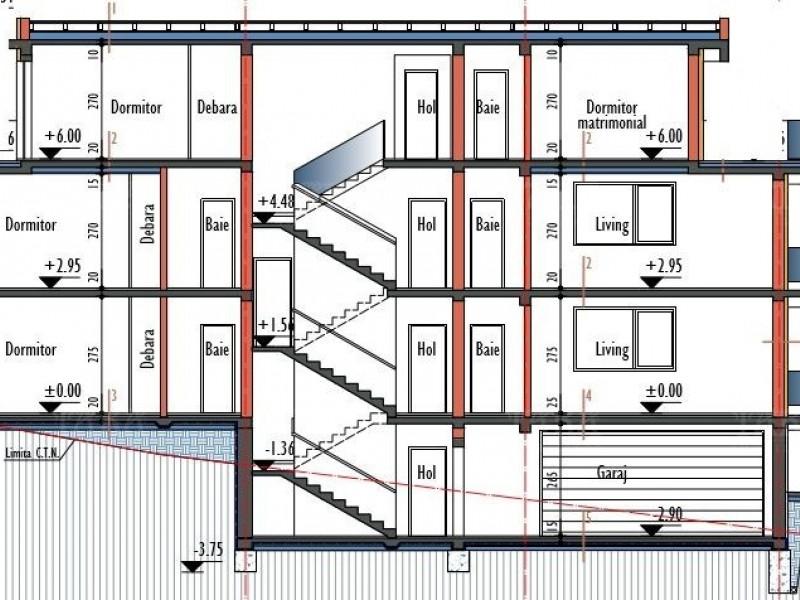 Apartament Cu 4 Camere Andrei Muresanu ID V472995 3