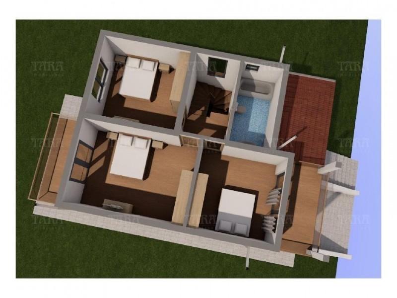 Casa Cu 4 Camere Iris ID V343009 1