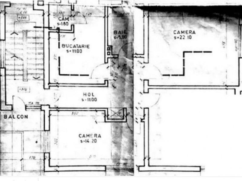 Casa cu 4 camere, Marasti